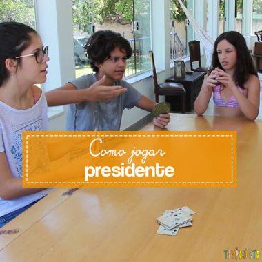 Mais uma dica de jogo de cartas para crianças