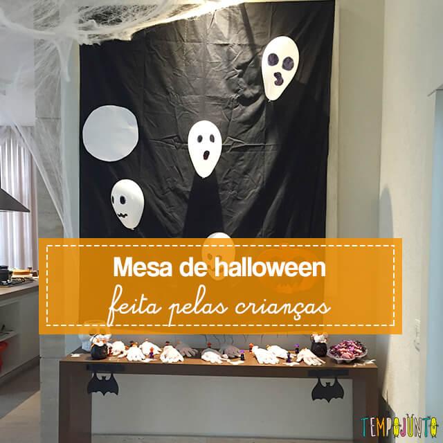 Como decorar uma festa de Halloween – Parte 1