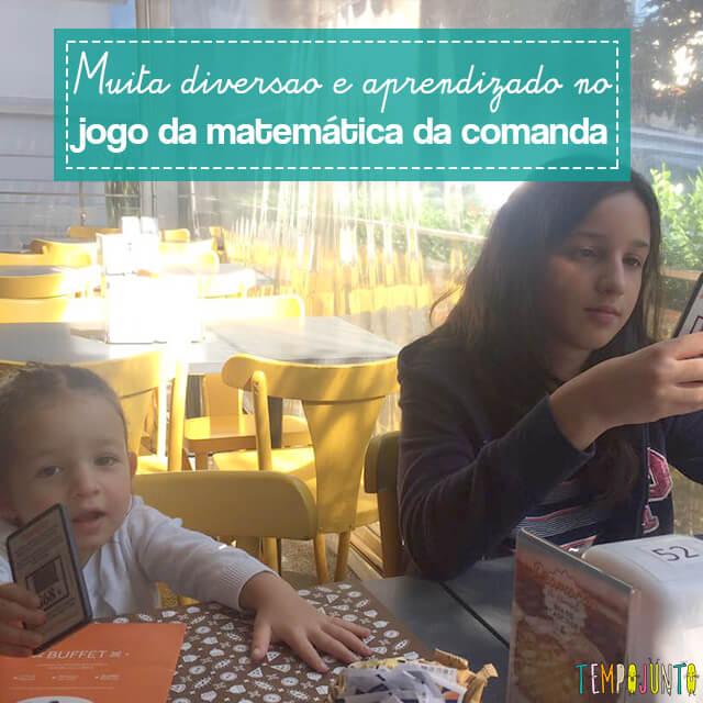 Como aprender matemática brincando