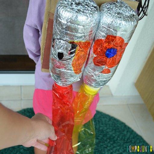 brincadeiras para um carnaval mais sustentável foguete