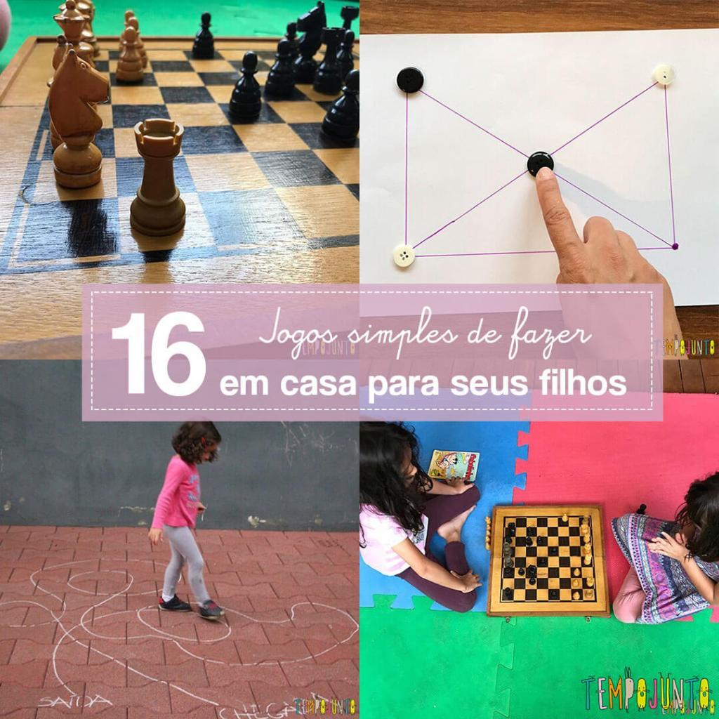 16 Jogos de tabuleiro para crianças de todas as idades