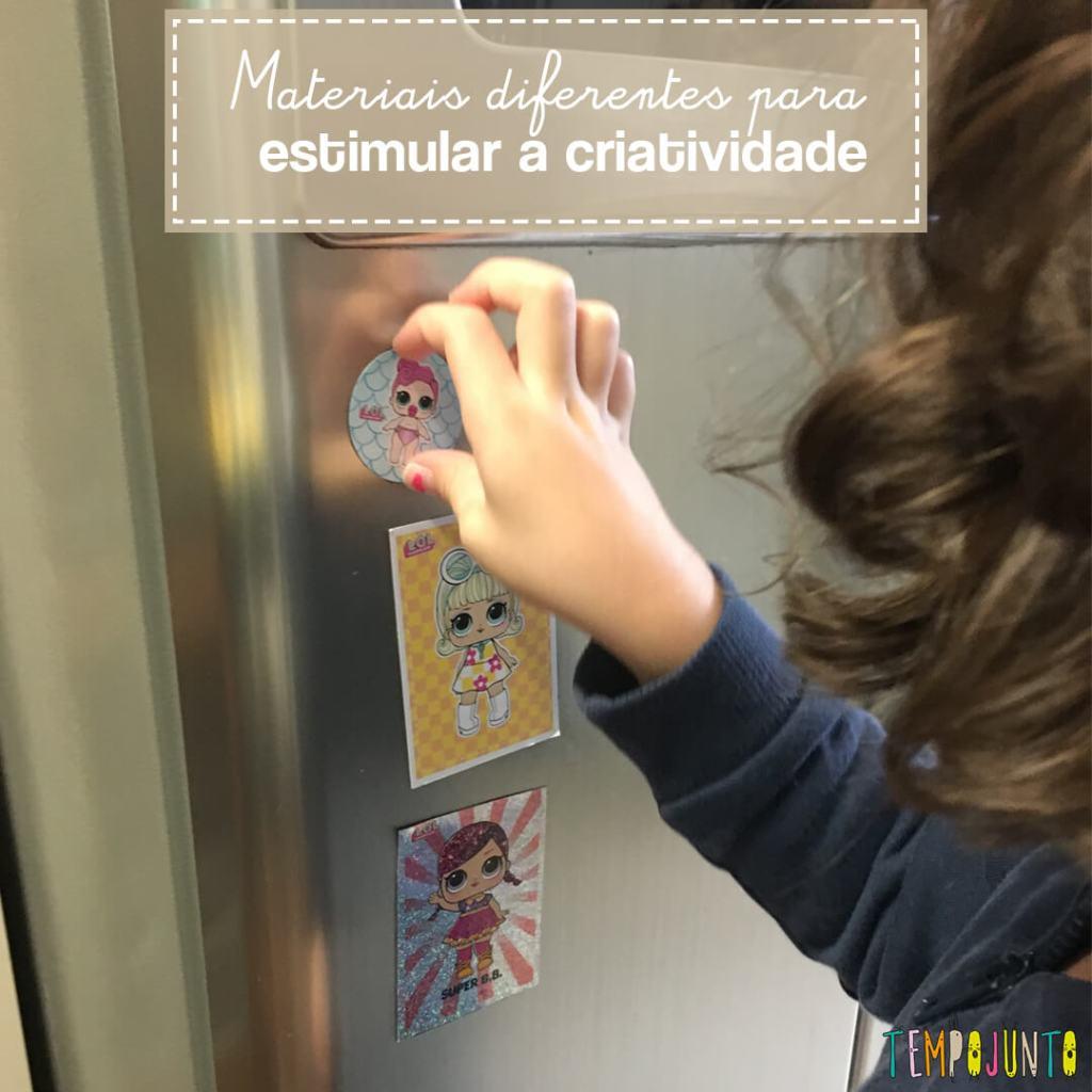 Como trabalhar a criatividade infantil: dicas de cantinhos