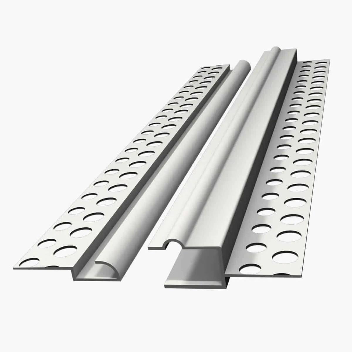 Tempolistel A125 Joint De Dilatation Pour Faux Plafond