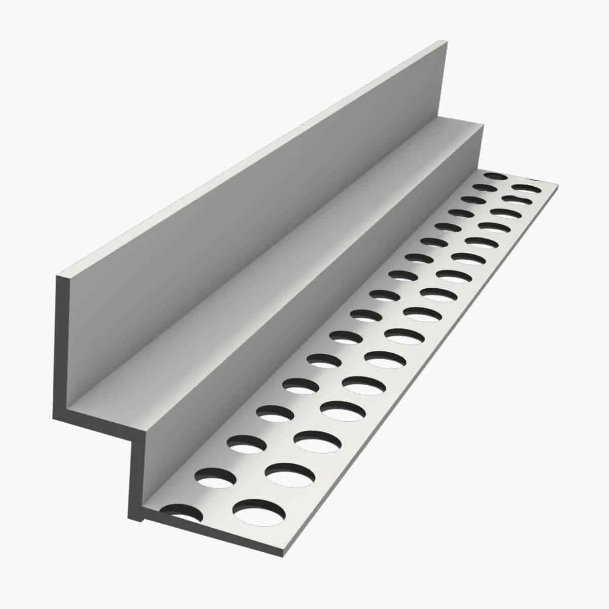 Tempolistel A126 Profile W Pour Faux Plafond Aluminium