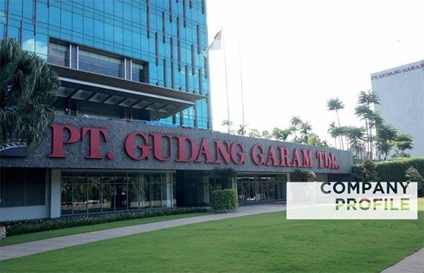 PT Gudang Garam Indonesia Company