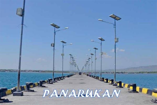 Port Of Panarukan East Java