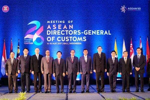 The ASEAN Directors-General Of Customs
