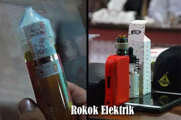 Rokok Elektrik Vape