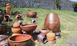 keramik gerabah