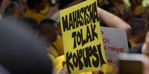 Indonesia Berkeadilan tanpa Korupsi