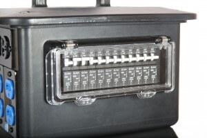 TPDB-R-100C1220 Rubber Distro