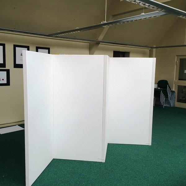 Art Display Stands Temporary Art Walls Amp Display Boards