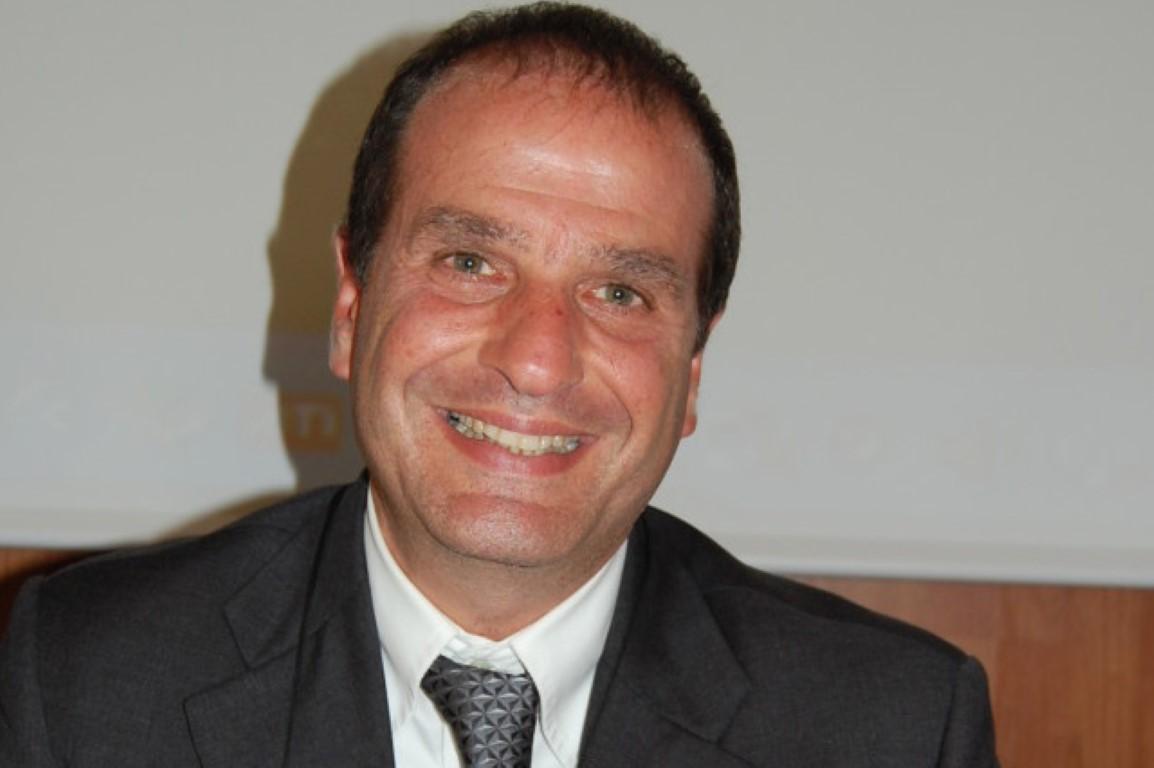 Il sindaco di Gaeta Cosmo Mitrano