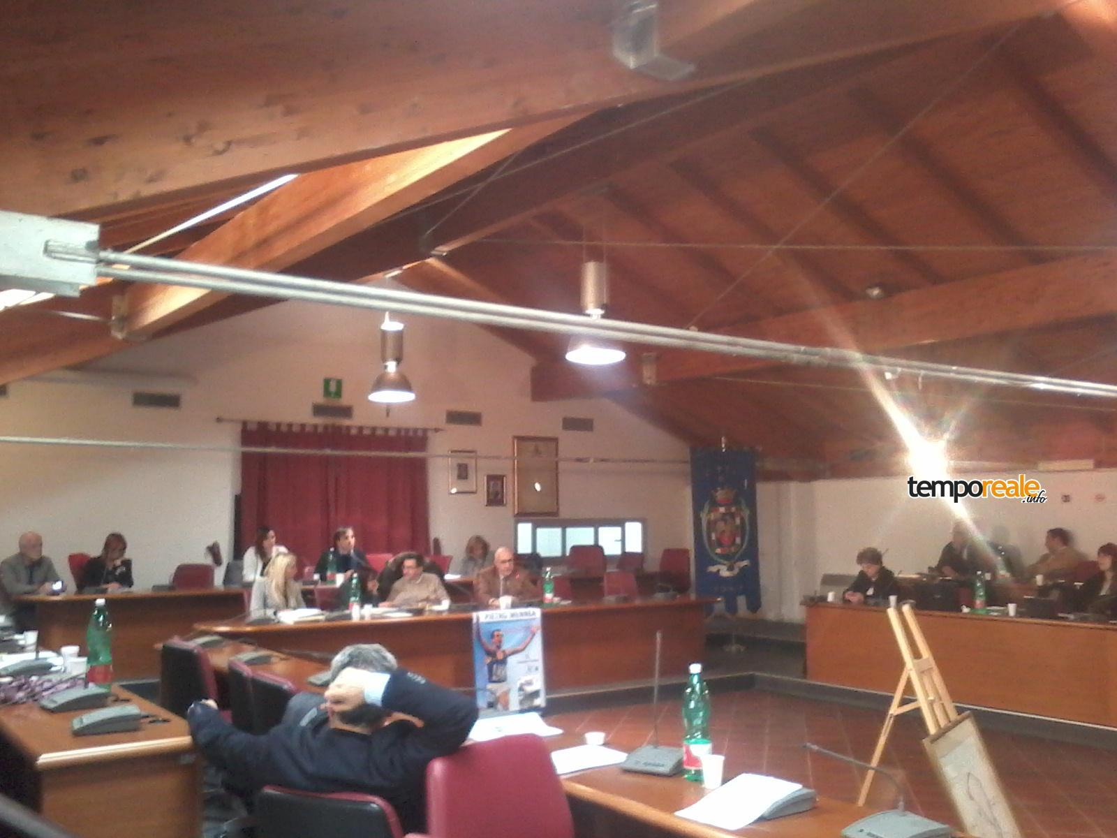 Consiglio comunale di Formia
