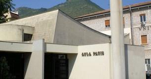 Aula Pacis di Cassino