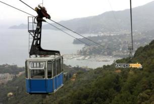 La Funivia Rapallo-Montallegro