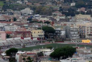 Stadio Riciniello - Gaeta (foto: Maria Vaudo, Ideale Giovani News)