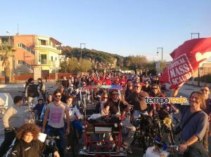 pedalata critical mass