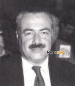 Michele Rossi in una foto del 2002