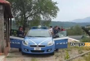 La Polizia perquisisce l'abitazione di Michele Rossi