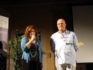 Laura Delli Colli e Luciano Sovena