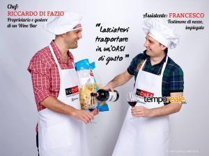 Ricardo di Fazio e assistente (1)