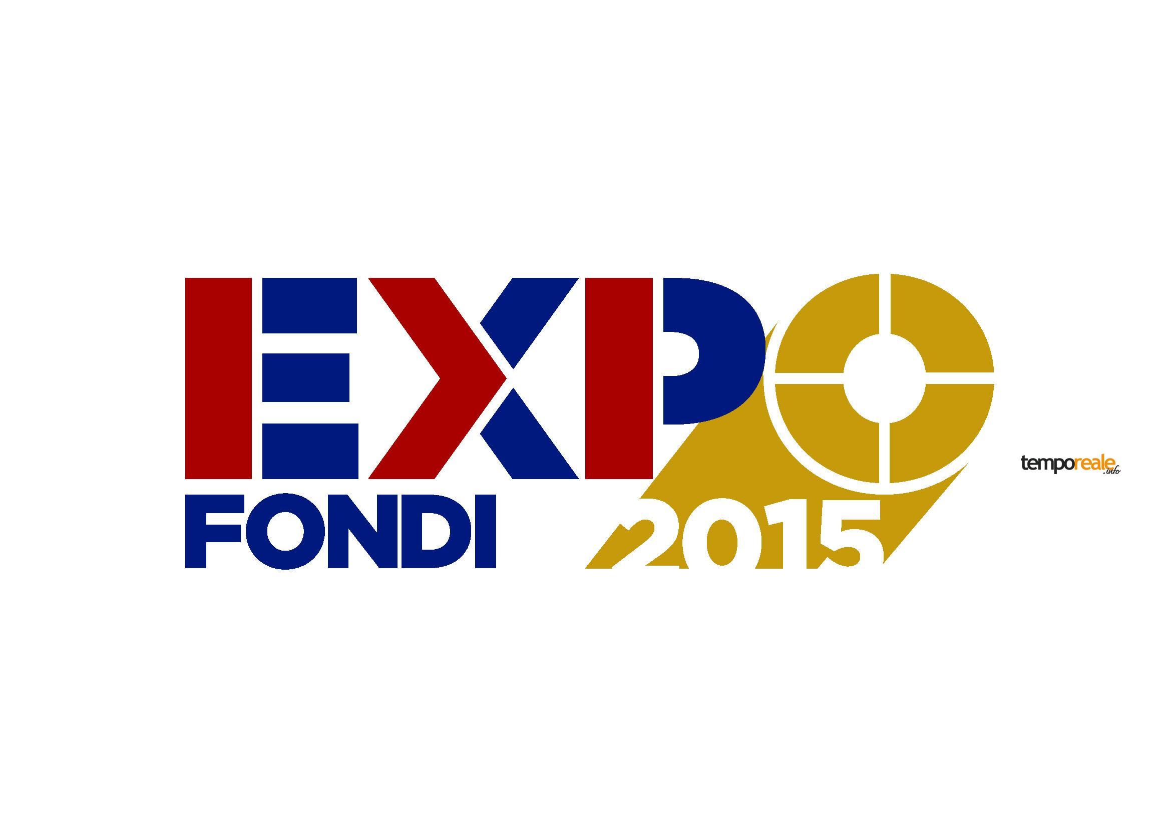 Il logo di Fondi Expo 2015