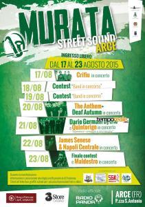 murata street sound arce 2015