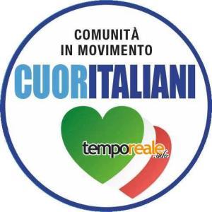 """Il logo """"Cuori Italiani"""" originale"""