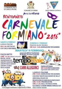 CARNEVALE FORMIANO