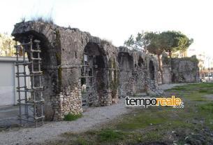 formia acquedotto romano