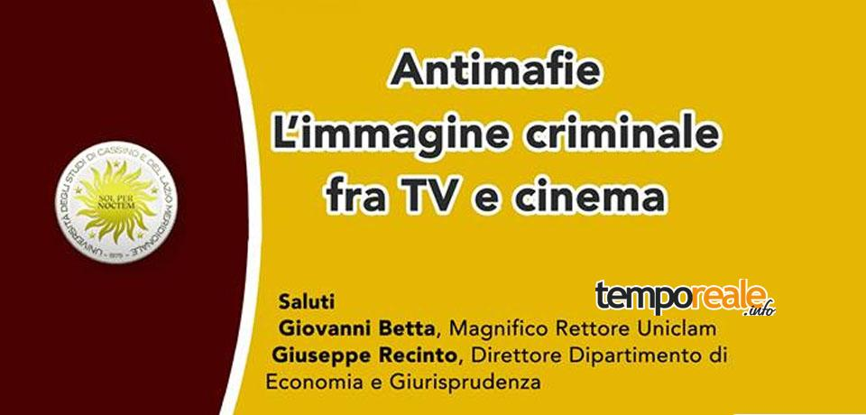 seminario mafie tv università cassino