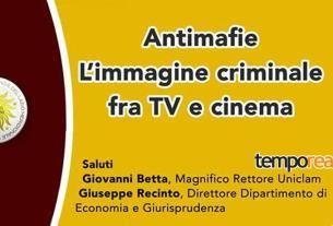 seminario mafie tv università cassino