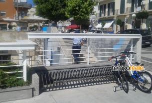 rastrelliera piazza Aldo Moro 2