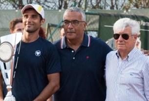 Matteo Fago XXXV Edizione dell'Open di Tennis Nazionale Città di Gaeta