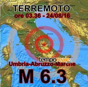 epicentro terremoto centro italia