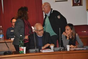 Il vice presidente Loredana D'Urso lascia il posto al nuovo presidente Sandro Zangrillo