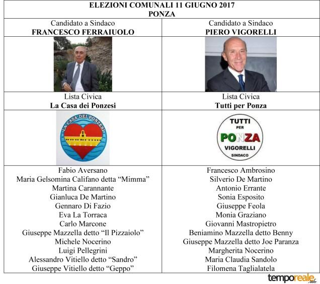 ELEZIONI COMUNALI Ponza