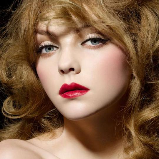 Maquiagem por Diane Kendal para Nars (outono 2010)
