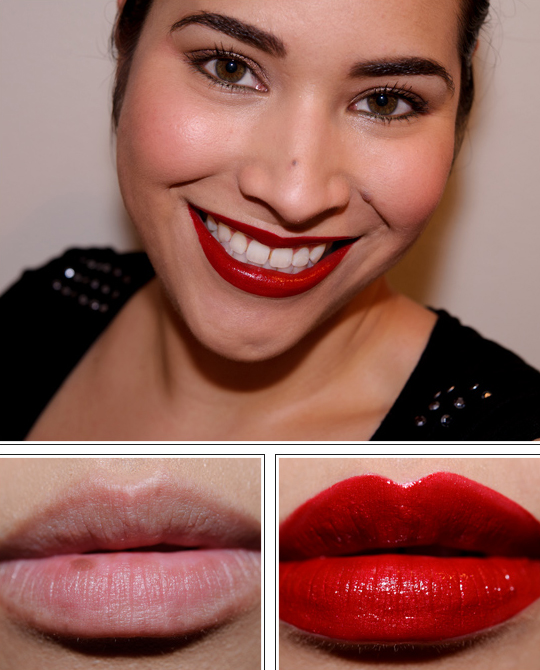Chanel Dragon Rouge Allure Laque