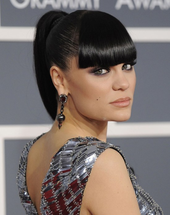 Jessie J Grammys Hair and Makeup for Weddings Parties and Special events