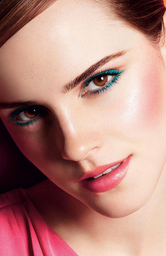 Promo Lancôme Primavera 2013 - Emma Watson