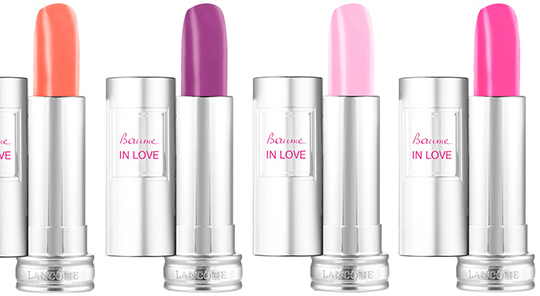 Baume In Love Lancôme In love Primavera 2013