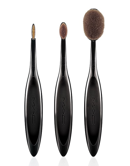 MAC Masterclass Brush Collection - Frente