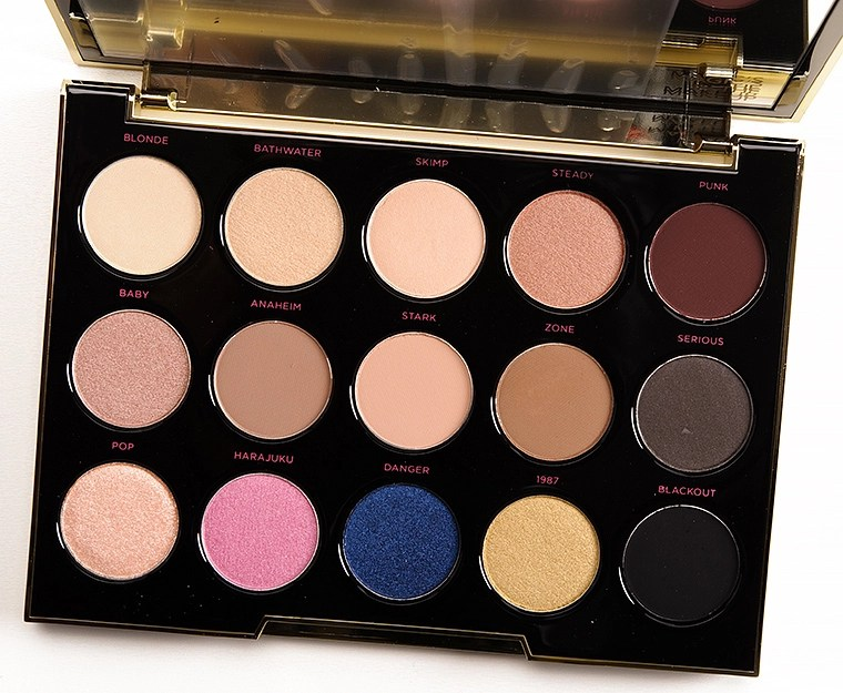 Image result for urban decay x gwen stefani palette