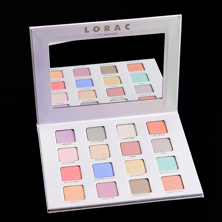 Image result for Lorac I heart brunch palette