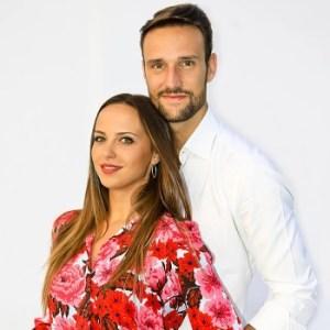 Andrea Zenga e Alessandra