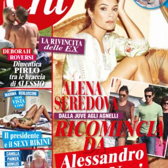 Marina Berlusconi veste Temptation Positano