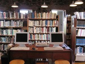 sprauve library