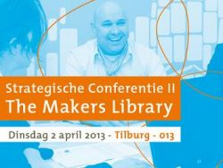 The Makers Library uitnodiging